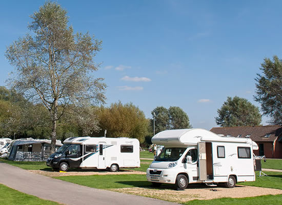 Motorhome Friendly Campsites