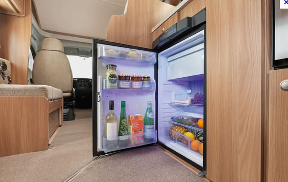 Fridge Area